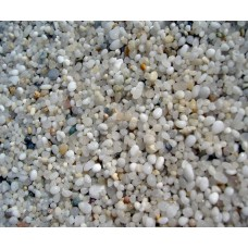 Песок кварцевый цветной фракционный (0,4 -2мм)
